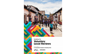 Guidelines for Voluntary Local Reviews (VLRs) - Volume I