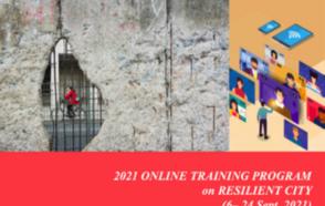 Beginning of Resilient City learning program