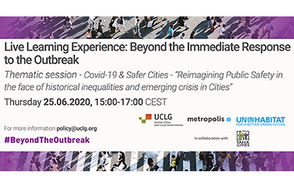 Reimagining Public Safety in the face of historical inequalities and emerging crisis in Cities