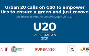 28 Cities Urge G20 to Invest in Green and Just Recovery, Vaccine Equity, Climate Action, and Divest from Fossil Fuels Ahead of G20 Summit in Italy and COP26.