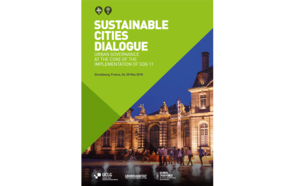 Sustainable Cities Dialogue: Urban Governance at the Heart of the Implementation of the SDG11