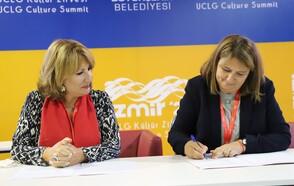 CGLU e ICOMOS firman un memorando de entendimiento para promover el papel de la cultura y el patrimonio en el desarrollo sostenible