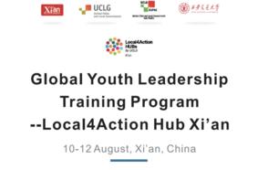 Launching of theUCLG Local4Action HUBs Xi