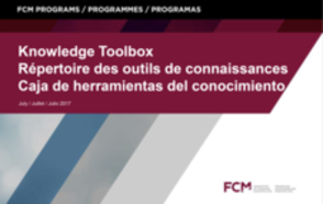 FCM Program Knowledge Toolbox July 2017