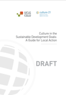 Culture in the Sustainable Development Goals