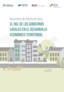 desarrollo económico territorial