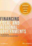 Financing Local and Regional Governments
