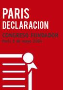 Declaración Final del Congreso Fundador. París