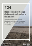 Reducción del Riesgo de Desastres locales y regionales