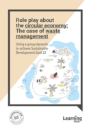 Role play about the circular economy: The case of waste management