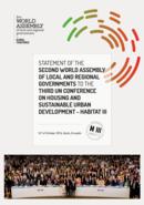 Déclaration de l'Assemblée mondiale à la Conférence Habitat III