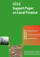 Documento técnico de CGLU sobre finanzas locales