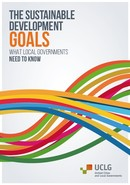 The Sustainable Development Goals: What local governments need to know
