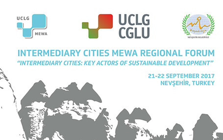 Intermediary Cities MEWA Regional Forum