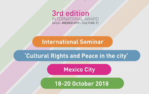 International Seminar on 'Cultural Rights and Peace in the City'