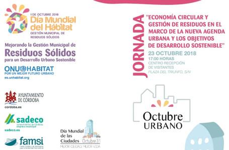 Jornada sobre 'Economía circular y gestión de residuos'