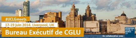 UCLG Executive Bureau Liverpool