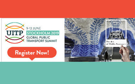 Global Public Transport Summit Stockholm 2019