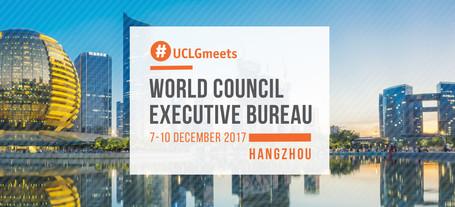 UCLG World Council & Executive Bureau