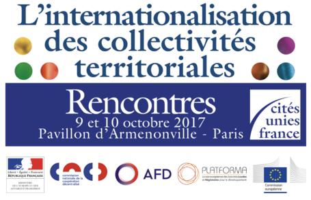 L'internationalisation des collectivités territoriales