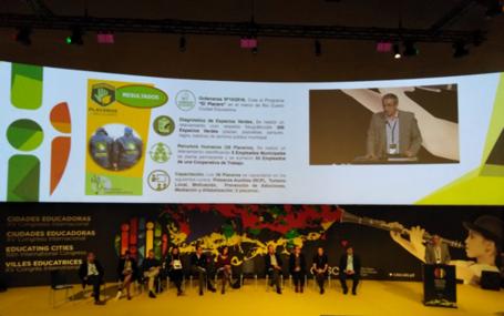 CGLU participa en el XV Congreso Internacional de Ciudades Educadoras