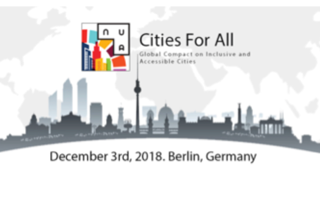 Cities for All: Global Compact on Inclusive and Accessible Cities