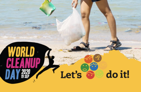 World Clean Up Day 2020