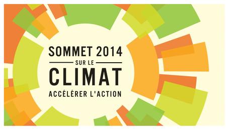Sommet 2014 sur le Climat