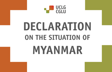 Declaration on the situation in Myanmar