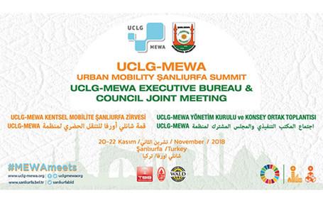 UCLG-MEWA Executive Bureau and Council Meeting