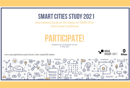 """Launch of the """"Smart Cities Study 2021"""""""