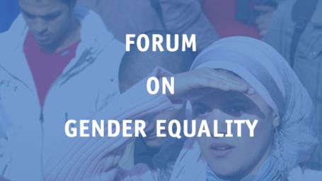 Forum on Gender Equality