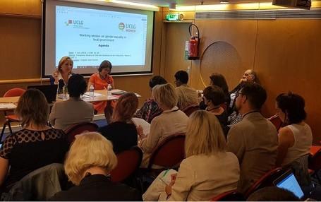 La igualdad de género, en el centro del trabajo de CGLU