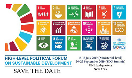 2019 September High-level Political Forum (SDG Summit)