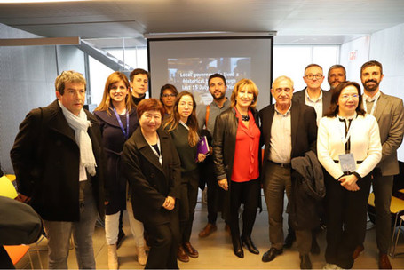 La Communauté de pratique sur le logement se réunit à Madrid pour définir une stratégie commune