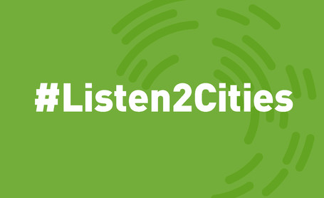 #Listen2Cities Campaign