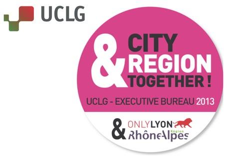 UCLG Executive Bureau in Lyon