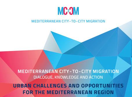 Les élus locaux méditerranéens réfléchissent sur le traitement des données dans la gestion des migrations urbaines