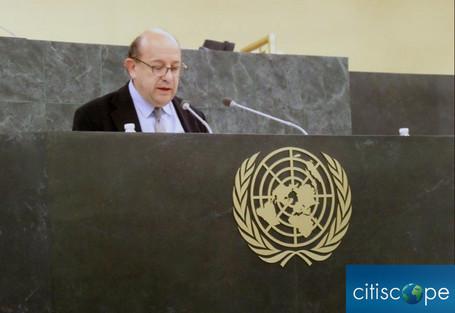 Josep Roig, UN