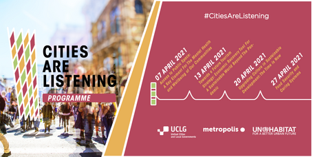 #CitiesAreListening // Food Systems and Climate Change