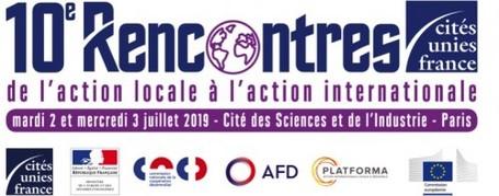 Rencontres De L'action Internationale Des Collectivités