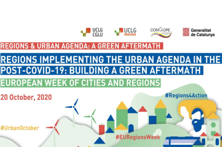 Regiones que construyen territorios avanzados: implementación de agendas globales hacia un futuro verde