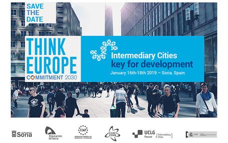 Think Europe: 2030 Commitment Intermediary Cities