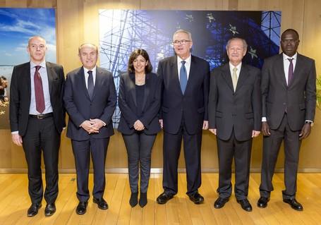 UE-CGLU: un Partenariat stratégique pour le développement