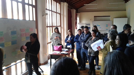 localizing sags quito workshop 2018