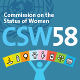 CSW58: Grassroots Women Leaders of Huairou Commission