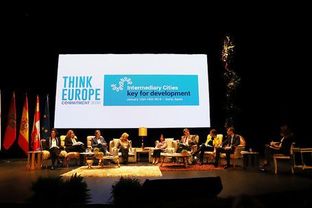 #ThinkEurope: Repensar las ciudades intermedias para repensar Europa