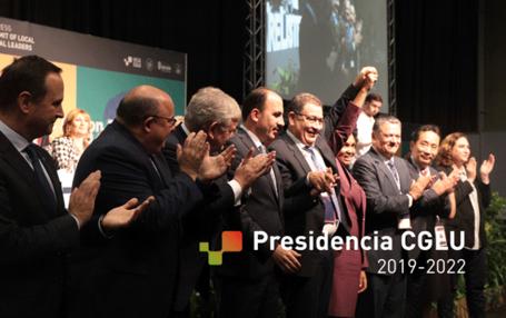 Un liderazgo más fuerte y cohesivo sale de nuestro Consejo Mundial en la Cumbre Mundial de CGLU