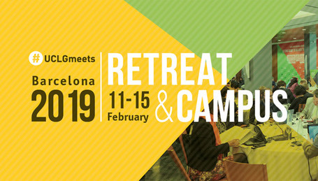 UCLG Retreat and Campus 2019