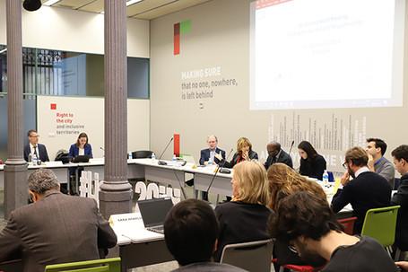 CGLU et l'UNICEF renforcent les bases d'une collaboration future
